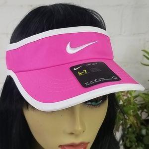 Nike Swoosh Visor Pink Kids 4-7